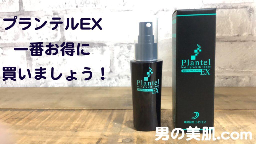 プランテルEX 購入