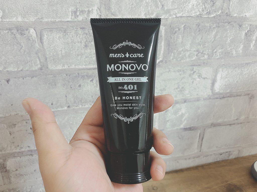 MONOVOオールインワンジェル 口コミ